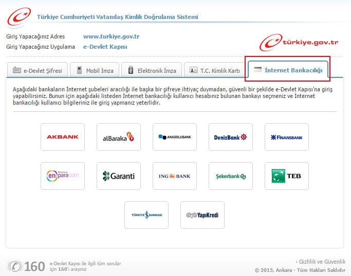 e-devlet-şifresini-internet-bankacılığı-ile-değiştirme
