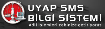 uyap sms