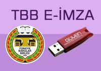 TBB E-imza