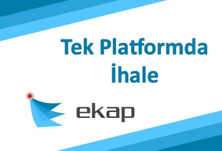 EKAP ile tek platformda ihale sistemidir. Sizde geri kalmayın faydalanın