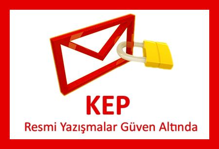 KEP (Kayıtlı Elektronik Posta)